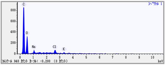 EDS分析図