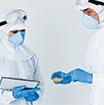 食品検査室支援サービスイメージ画像